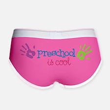 Preschool Is  Cool Women's Boy Brief