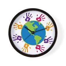 Little Hands Wall Clock