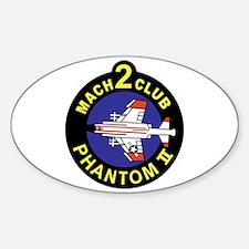 F-4 Phantom II Oval Decal