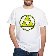 Aged Triangle Shirt Shirt