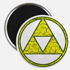 Aged Triangle Shirt Magnet