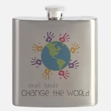 Small Hands Flask