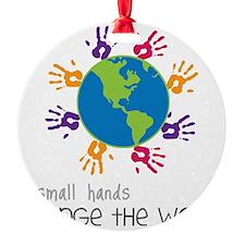 Small Hands Ornament