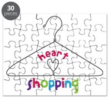 Heart Shopping Puzzle