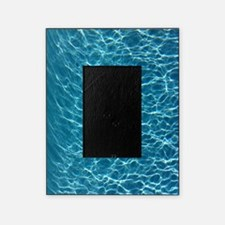 Cool Pool Water Picture Frame
