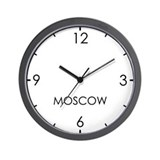 Russia Wall Clocks