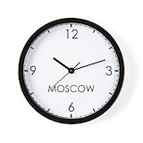 Russia Wall Clocks