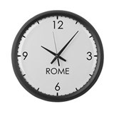 Rome Wall Clocks