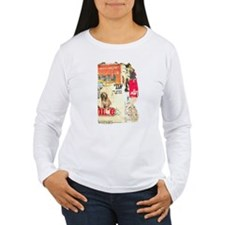 notice board dog poster T-Shirt