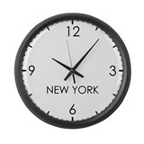 Nyc Wall Clocks