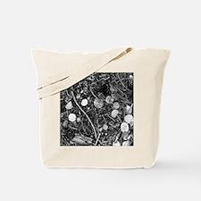Litter crop for duvet Tote Bag