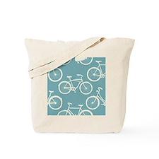 Cute Bicycles Tote Bag