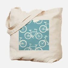 Cute Bicycles Tote Bag
