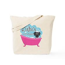 Lulus Pet Wash Tote Bag