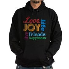 A composition of love Hoodie