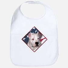 Dogo Flag 2 Bib