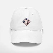 Dogo Flag 2 Baseball Baseball Cap