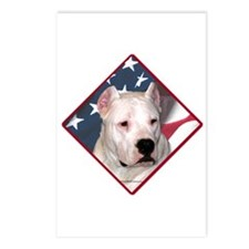 Dogo Flag 2 Postcards (Package of 8)