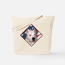 Dogo Flag 2 Tote Bag