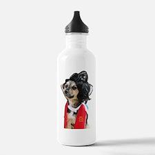 Love, Max the Superdog Water Bottle