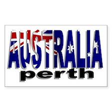 Australia Perth Stickers