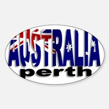 Australia Perth Decal