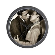 Valentine Men 1 Wall Clock