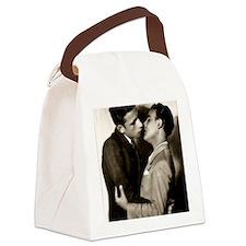 Valentine Men 1 Canvas Lunch Bag