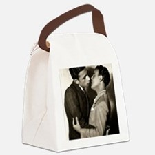Valentine Men 1 Canvas Lunch Bag