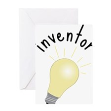 Inventor Greeting Card