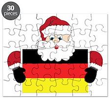Santa In Germany Puzzle