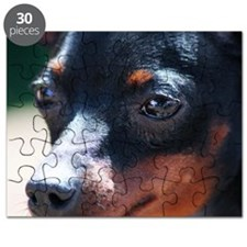 Miniature Pinscher Dog Puzzle