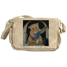 Eric Woodhill Whiskers Messenger Bag