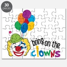 Bring On The Clowns Puzzle