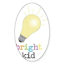 Bright Kid Decal