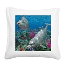 ow2_king_duvet Square Canvas Pillow