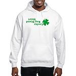 Lucky Keg Stand Hooded Sweatshirt