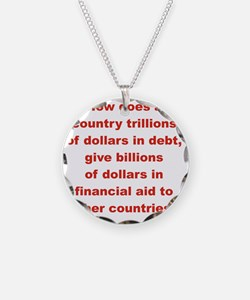 HOW DOES A COUNTRY TRILLIONS Necklace