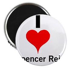 I Heart Spencer Reid 1 Magnet
