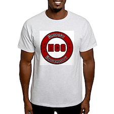 Dropout U - Ash Grey T-Shirt