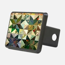 Fun Patchwork Quilt Hitch Cover