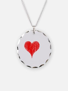 Vintage I Heart Spencer Reid Necklace