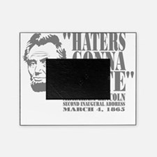 Lincoln Picture Frame