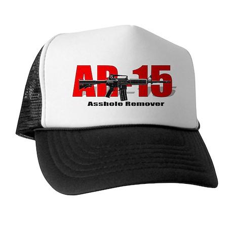 AR15 (Adult Humor) Trucker Hat