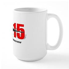 AR15 (Adult Humor) Ceramic Mugs