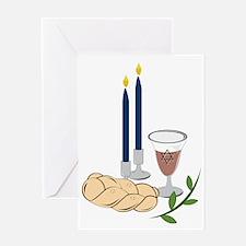 Shabbat Greeting Card