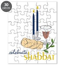 Celebrate Shabbat Puzzle
