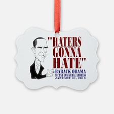 Obama Inaugural Address Ornament