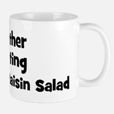 Rather be eating Carrot And  Mug