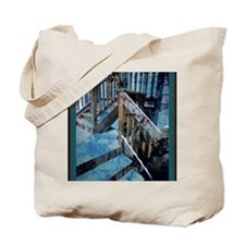 The Old Rugged Steps Tote Bag